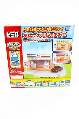 Takara Tomy Tomica Town Build City In Your Town 2017 Toy Playset Special Version