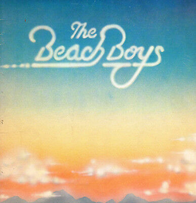 Beach Boys 1977 Concert Program Book