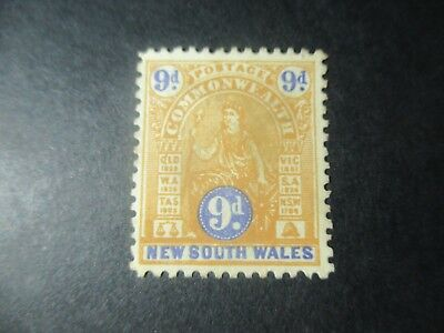 NSW Stamps: Commonwealth Issues  Mint   (q93)