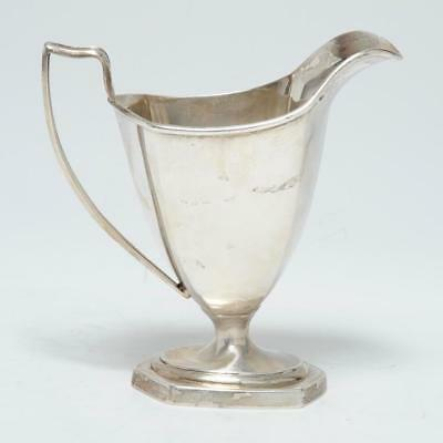 Vintage Sterling Silver Creamer By Watson Silver Co.