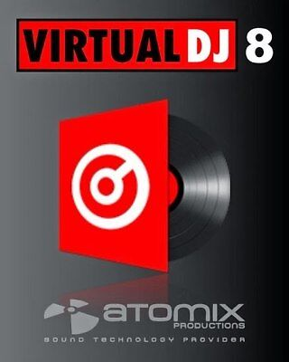virtual dj8.1 avec activateur.