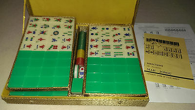 Vintage Mah Jongg The Chinese Game of Four Winds - Mah-Jongg