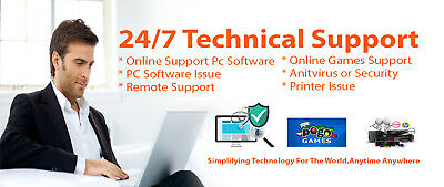 The Best Online Remote Computer Repair Service/Support/Clean Up - Virus Removal