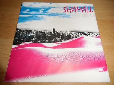 Shamall - My Dream *SEHR GUT* TOP ITALO DISCO/POP KNALLER 7""