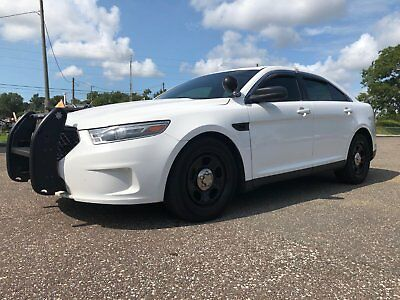 2013 Ford Taurus  2013 Ford Taurus Interceptor