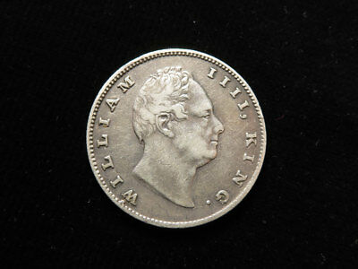 East India Company William IV Silver Rupee 1835