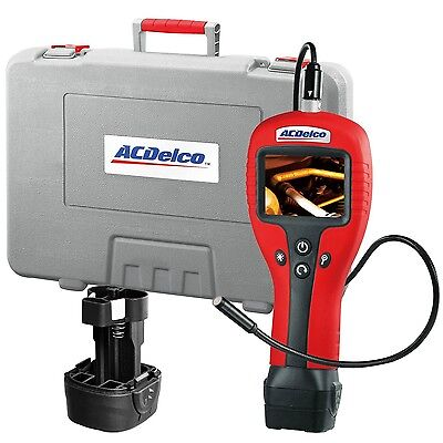AC Delco #ARZ604 Heavy Duty Inspection Camera 3 inch LCD Screen & 6-1/2 ft Cable