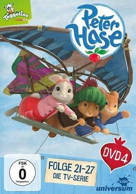 Peter Hase DVD 04 | DVD | deutsch | NEU | 2015 | Peter Rabbit