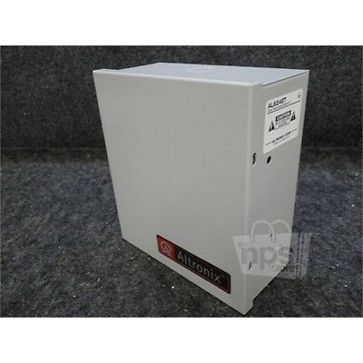 Altronix AL624ET Linear Power Supply, 12VDC, 1.2A, Grey