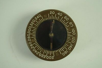 US Army Airborne WWII Wrist Compass Superior Magneto Corp Army Corps of Engineer