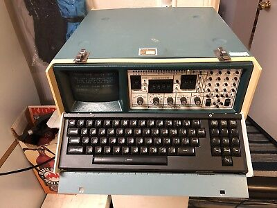 1977 Vintage Electronics - Spectron Datascope D-502 - Data Monitor, Tester.