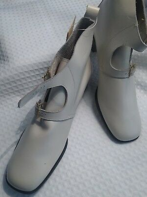 Vintage Bill Atkinson Glen of Michigan Fashion Boots Made in England