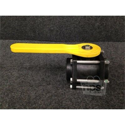 Apache Full Port Bolted Ball Valve, 2""