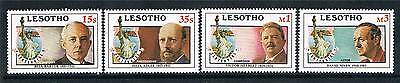 Lesotho 1986 Statue of Liberty SG 705/8 MNH