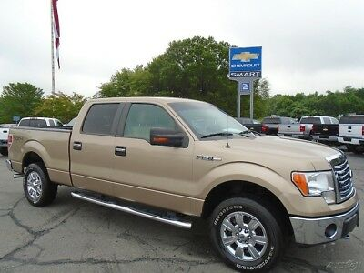 Ford F-150 XLT 2012 Ford F-150 XLT Pickup Truck Used 5L V8 32V Automatic 4WD Ethanol - FFV