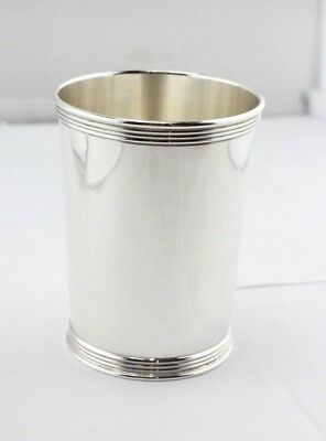 Manchester Silver Co. Mint Julep Cup Sterling Silver 3759 Monogrammed- Nr # 2411
