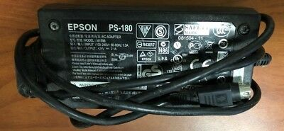 NEW Epson PS-180 AC Adapter Power Supply M159B Printers C8255343 US