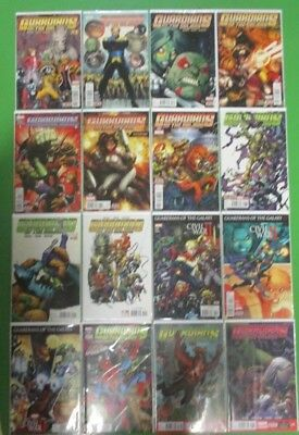Guardians of the Galaxy #1 2 3-14 16 17 Lot 16 Comics 2015 - Groot NM/VF Marvel