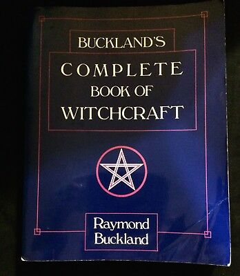 Buckland's Complete Book of Witchcraft-Llewellyn's Practical Magick Series-2001
