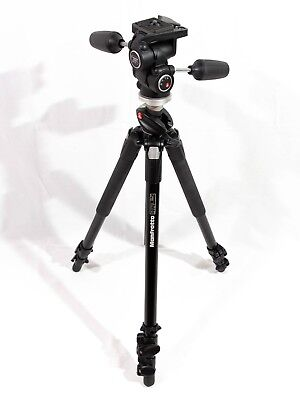 Manfrotto 190XPROB Tripod with 804RC2 Head w/carry bag!