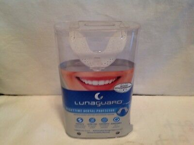 LunaGuard Mouthguard Bruxism Teeth Grinding Ultra Thin Remoldable