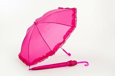 Girls/Ladies Pink Umbrella - Wholesale - 20 pieces - Brand New - Great resale