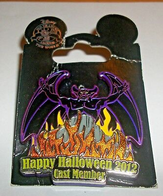 Disney Cast Member Chernabog Happy Halloween 2012 LE 1500 Pin