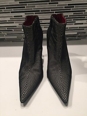 Pierre Hardy fishnet shoes