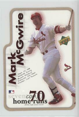 Mark Mcgwire Special Edition Jumbo 23 Sq Inches Of 23kt