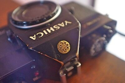 Black YASHICA TL Electro X ITS SLR.   Body Only