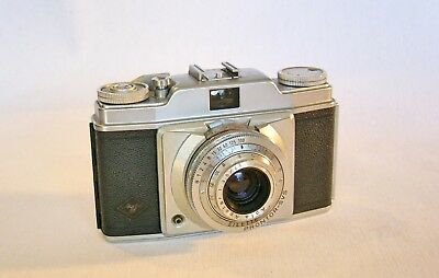 Vintage AGFA Silette 35mm Camera. Made in Germany