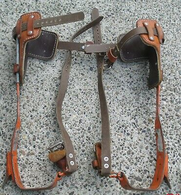 Bashlin USA Made Lineman Pole/Tree Climbing Spurs/Gaffs/Spikes BD-16BC