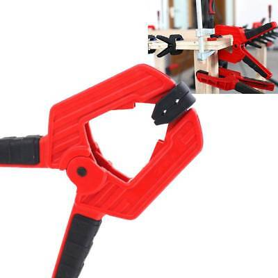 4/6/9'' Hard Plastic Spring Clamps Quick DIY Woodwork Tools Grip A Shaped Clips