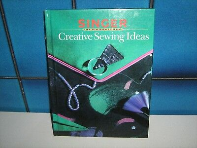 Singer Creative Sewing Ideas (1990)
