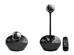 Logitech Logicool BCC950 Video Conferencing Camera - Black (IL/RT6-12253-960-...