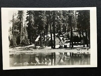 Humes Lake Conference Building California CA
