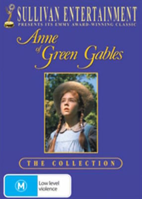 Anne of Green Gables - The Trilogy Collection (DVD, 2009, 3-Disc Set)