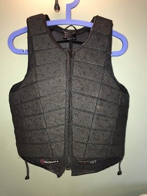 Equestrian Body Protector Adult Small Tall, Provent 3.0 racesafe