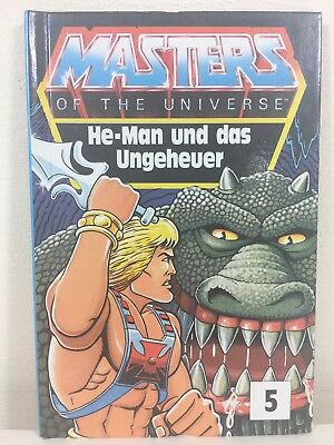Masters of the Universe - Comic-mini Buch - Top Zustand-Mattel - Ladybird