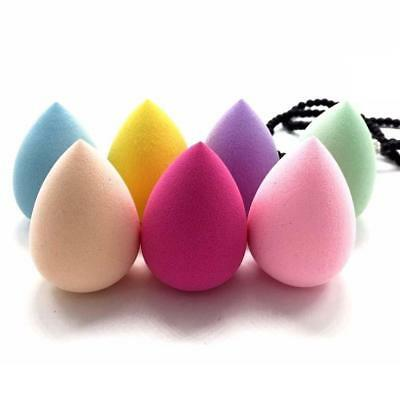 5Pcs Professional Makeup Smooth Sponge Beauty Foundation Blender Puff Powder