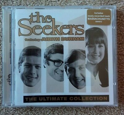The Seekers Judith Durham New Sealed Cd The Very