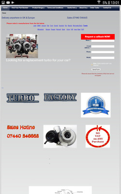 Cat turbos website for sale