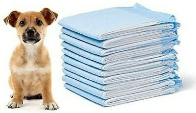 """200 23"""" x  24"""" Dog PEE Pads Puppy Underpads House Training Odor Absorbing"""