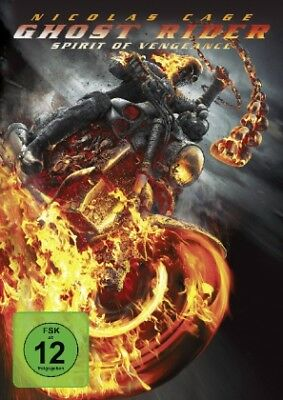 Ghost Rider: Spirit of Vengeance | DVD | deutsch | NEU