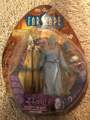 FARSCAPE SERIES ONE  ZHAAN ACTION FIGURE LIMITED scifi