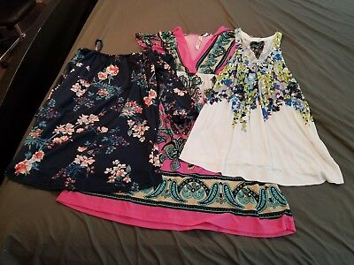 Lot Of Tops And Dress Size Small