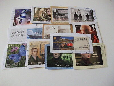 Great Britain Recent Issues 12 Stamps