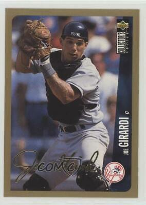 1994 Upper Deck Collectors Choice Silver Signature 396 Joe