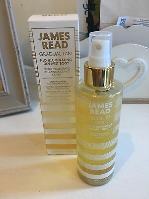 James Read Gradual Tan (brand new)