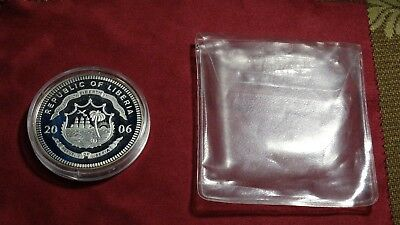 2006 Republic of Liberia Proof Silver Commemorative UNCIRCULATED COIN $20 Coin -